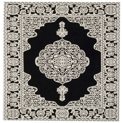 Safavieh Marbella Collection Joselyn Oriental Square Area Rug