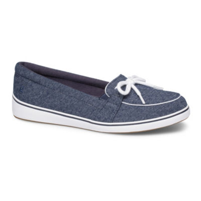 Grasshoppers Womens Windham Loafers Slip-on
