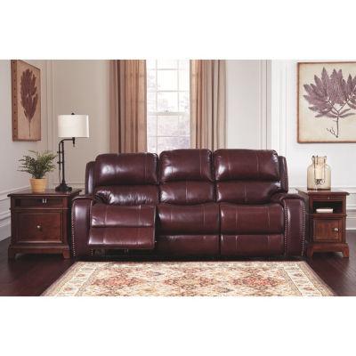 Signature Design By Ashley® Gilmanton Power Reclining Sofa