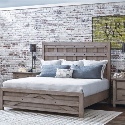 Prospect Hill Pallet Queen Bed