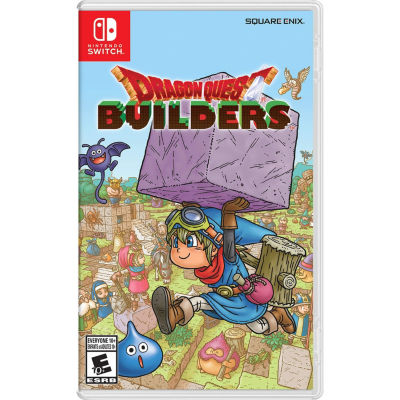 Nintendo Switch Dragon Quest Builders Video Game