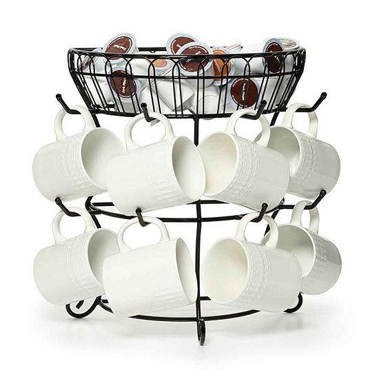 Gourmet Basics by Mikasa French Countryside Mug Tree