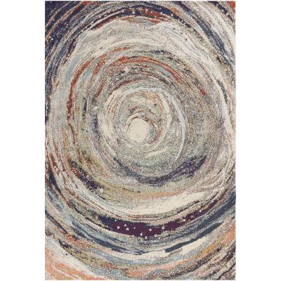Kas Mediterra Galaxy Rectangular Indoor Accent Rug