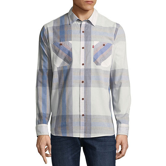 Levi's® Men's Long Sleeve Costello Woven Shirt