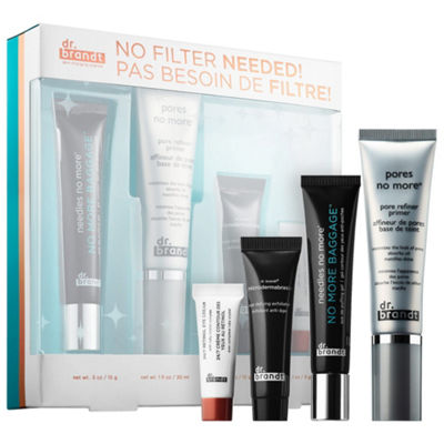 Dr. Brandt Skincare No Filter Needed Kit
