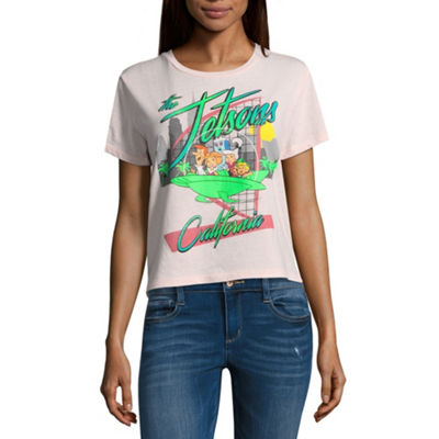 The Jetsons Cropped Tee - Juniors