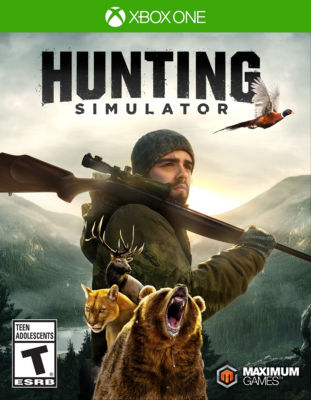 XBox One Hunting Simulator Video Game