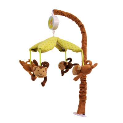 Nurture Swing Musical Crib Mobile