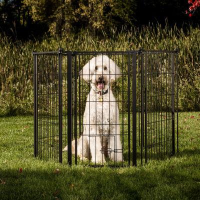 Carlson Weatherproof Outdoor Super Pet Gate Extra Tall