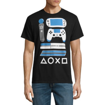 Playstation Controller Graphic Tee