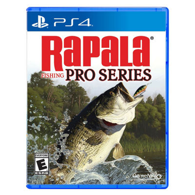 Playstation 4 Rapala Fishing: Pro Series Video Game