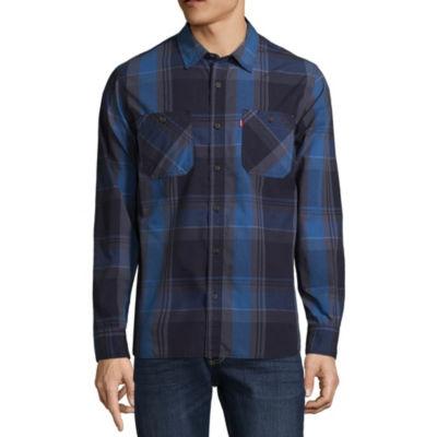 Levi's® Long Sleeve Connan Woven Shirt