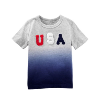 Oshkosh Short Sleeve T-Shirt- Toddler