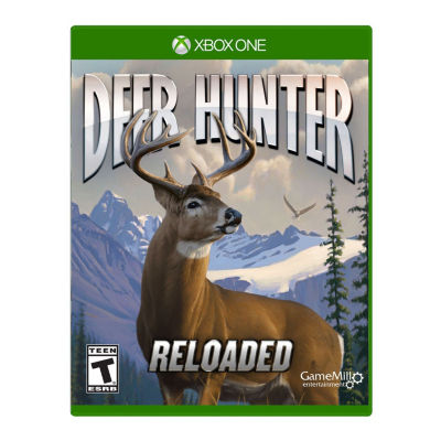 XBox One Deer Hunter: Reloaded Video Game