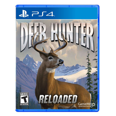 Playstation 4 Deer Hunter: Reloaded Video Game