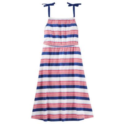 Oshkosh Sleeveless A-Line Dress - Preschool Girls