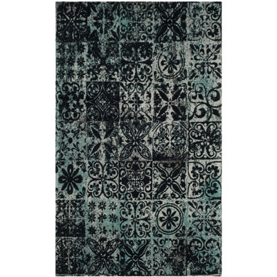 Safavieh Classic Vintage Collection Donald Geometric Area Rug