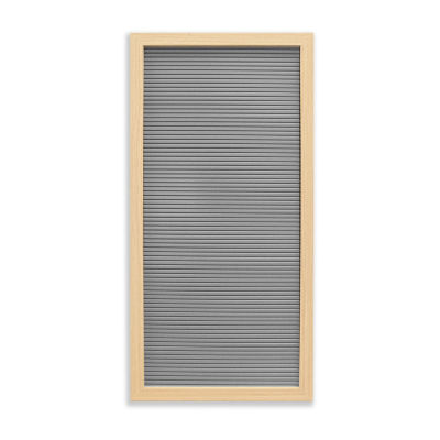 New View 10x20 Letterboard Message Board