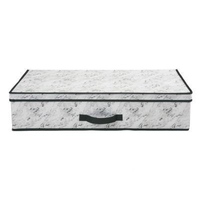 Kennedy International Storage Box Underbed 28x16x6-Marble Storage Box