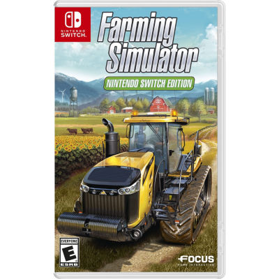 Nintendo Switch Farming Simulator Video Game