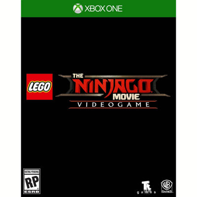 XBox One Lego The Ninjago Movie Videogame Video Game