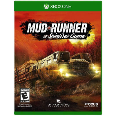XBox One Mudrunner: A Spintires Game Video Game