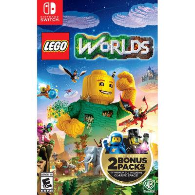 Nintendo Switch Lego Worlds Video Game