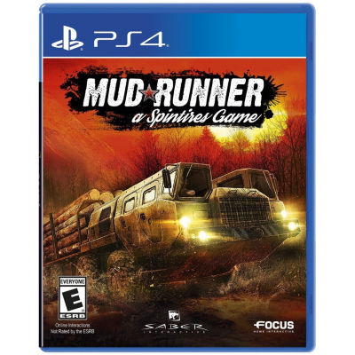 Playstation 4 Mudrunner: A Spintires Game Video Game