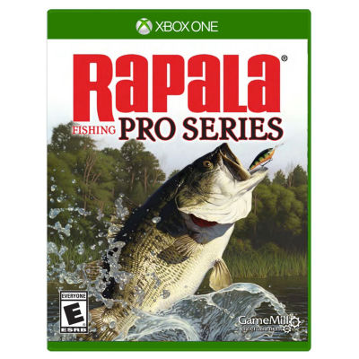 XBox One Rapala Fishing: Pro Series Video Game