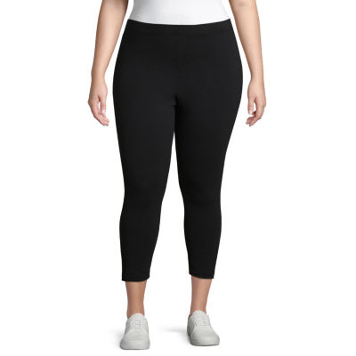Nike® Futura Crop Leggings - Plus