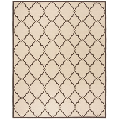 Safavieh Linden Collection Dina Geometric Area Rug