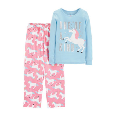 Carter's 2pc Pajama Set- Preschool Girls