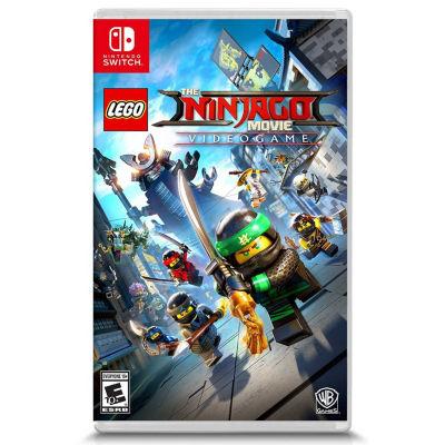 Nintendo Switch Lego The Ninjago Movie Videogame Video Game