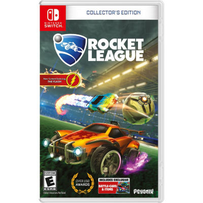 Nintendo Switch Rocket League: Collectors Edition Video Game