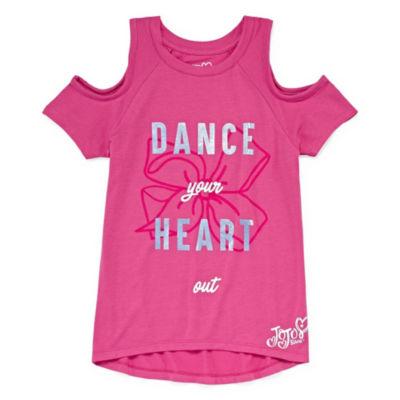 Jojo Graphic T-Shirt Girls