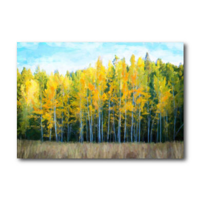 Trees Canvas Art