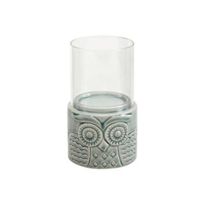 Madison Park Meera Ceramic Candle Holder
