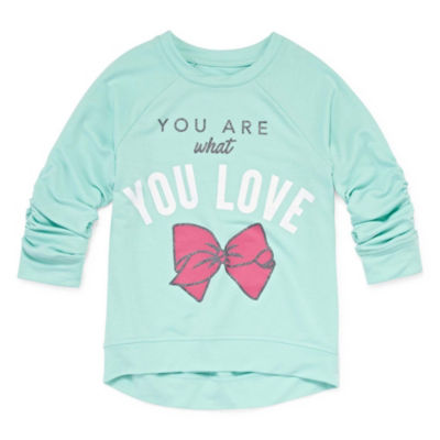 Hybrid Tees Long Sleeve Sweatshirt Girls