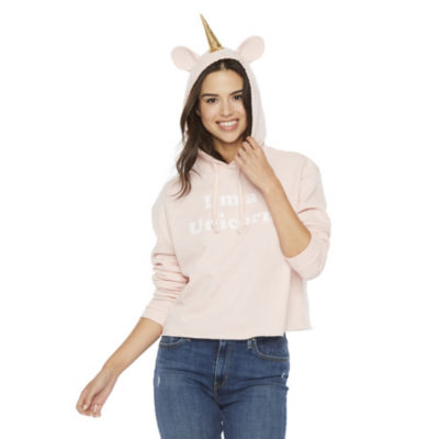"I'm a Unicorn"" Hoodie - Juniors"