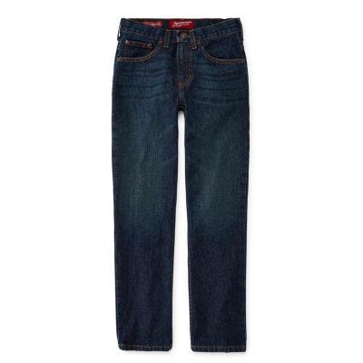 Arizona Original Fit Flex Jeans Boys 4-20
