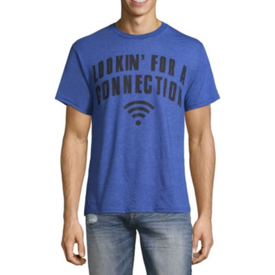 Lookin' For A Connection Graphic Tee