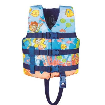 Full Throttle Child Character Vest-Snorkel
