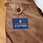 Stafford Corduroy Stretch Classic Fit Sport Coat - Big and Tall