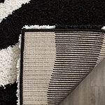 Safavieh Shag Collection Lennox Animal Area Rug