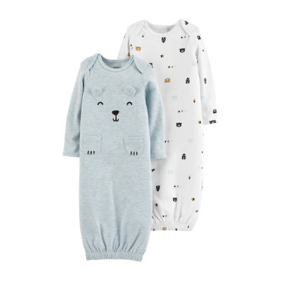 Carter's Little Baby Basics 2-pk. Gowns - Boys