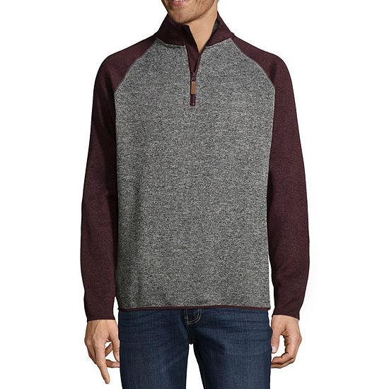 Victory Colorblock Fleece Pullover