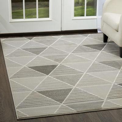 Home Dynamix Killington Conte Geometric Rectangular Rug
