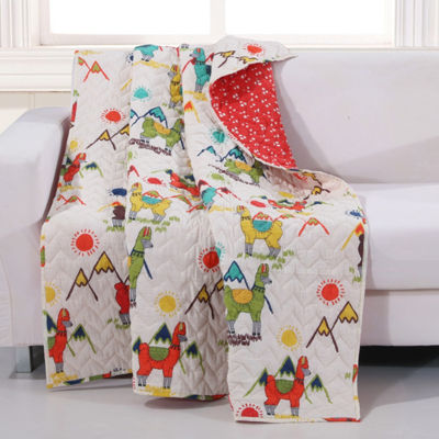 Barefoot Bungalow Cuzco Throw