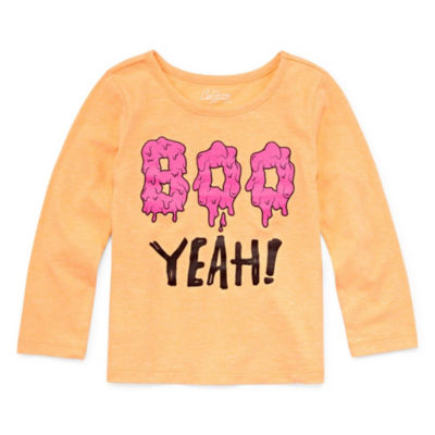 City Streets Graphic T-Shirt-Toddler Girls