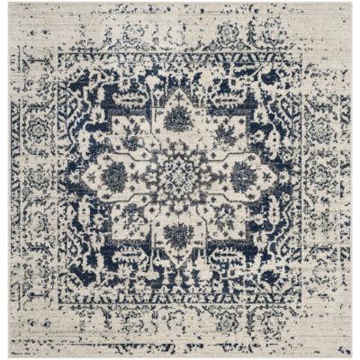 Safavieh Madison Collection Alene Oriental SquareArea Rug
